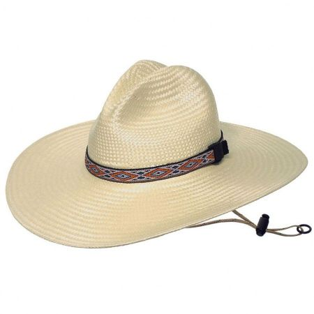 Riverz by San Francisco Hat Company Scout Straw Hat