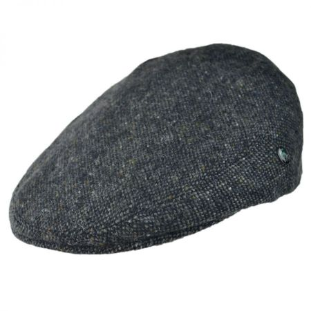 City Sport Caps Donegal Tweed Tic Weave Ivy Cap