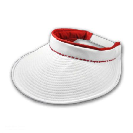 Cotton 5 Inch Visor