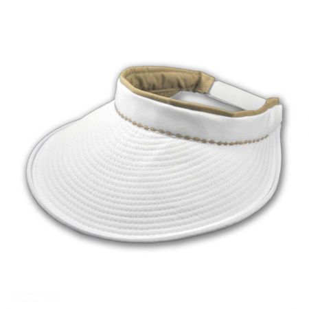 Walkers Cotton 5 Inch Visor