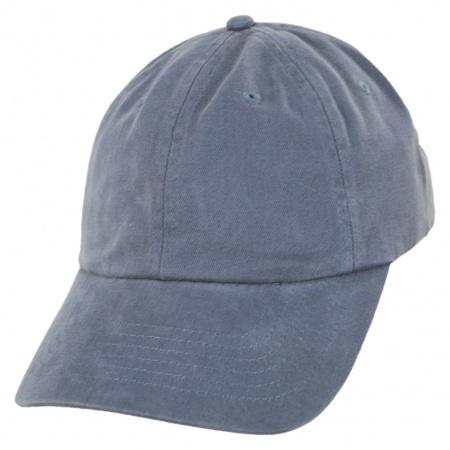 Adult LoPro Strapback Baseball Cap Dad Hat alternate view 8