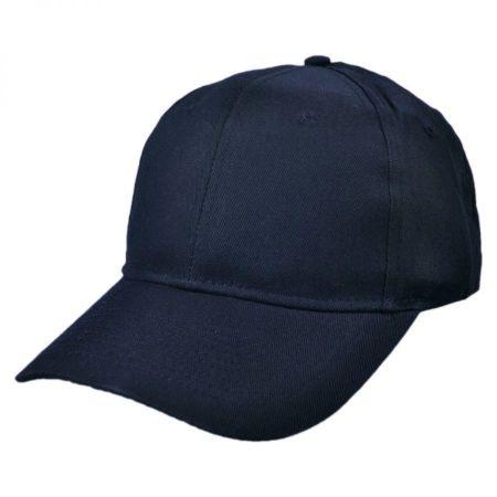 KC Caps Pro Cotton Twill Snapback Baseball Cap