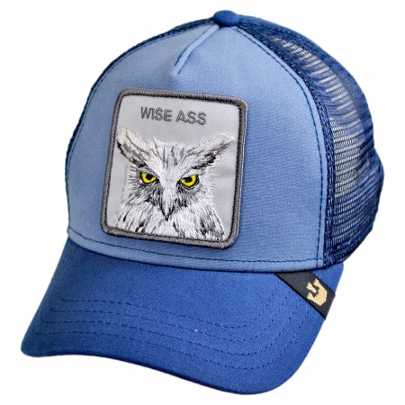 Goorin Bros Wise Ass Mesh Trucker Snapback Baseball Cap