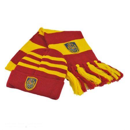 Hogwarts Beanie Hat & Scarf Set