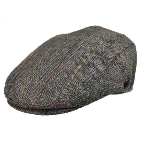 Jaxon Hats Tweed Ivy Cap
