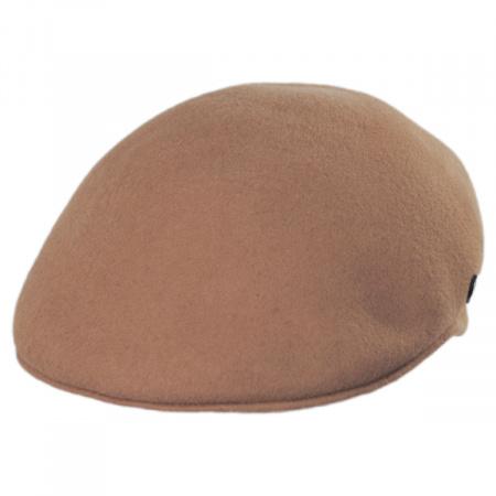Jaxon Hats Wool Ascot Cap