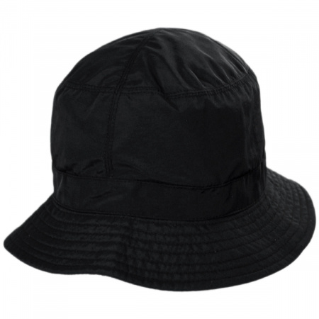 Nylon Rain Bucket Hat