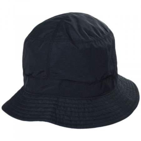 Nylon Rain Bucket Hat
