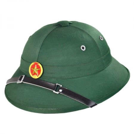 Village Hat Shop Vietnam Pith Helmet