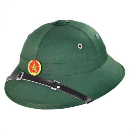 Village Hat Shop Vietnam Pith Helmet
