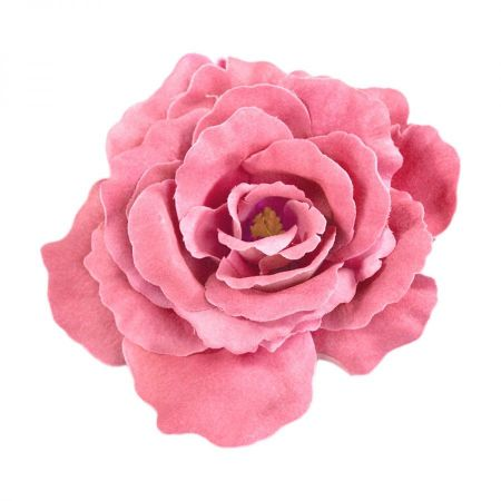 Large Rose Accessory Clip/Pin alternate view 4