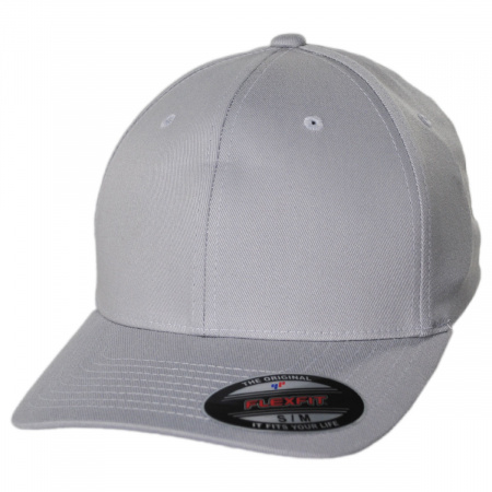 Combed Twill MidPro FlexFit Fitted Baseball Cap alternate view 24