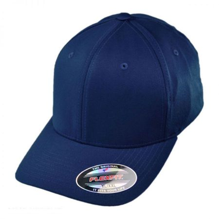 Combed Twill MidPro FlexFit Fitted 7 3/8 - 8 Baseball Cap alternate view 3