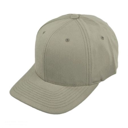 TY Cotton Twill MidPro FlexFit Fitted Baseball Cap
