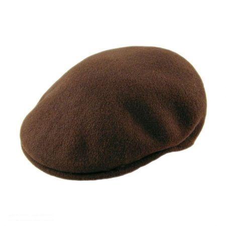 Wool 504 Ivy Cap
