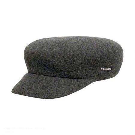 Wool Mau Cadet Cap