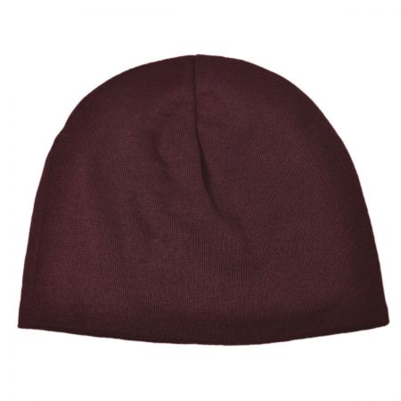 Jaxon Hats CoolMax Poly Beanie Hat