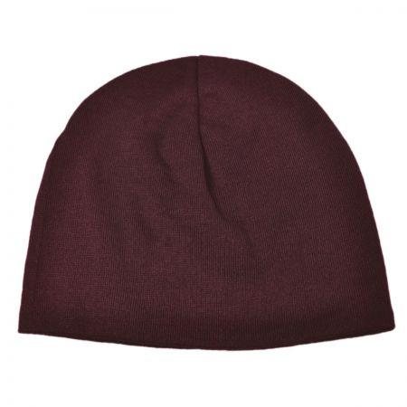 Jaxon Hats CoolMax Poly Beanie Hat