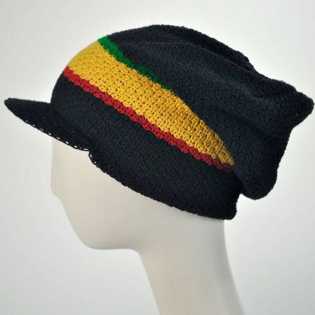 Marley Cotton Newsboy Cap