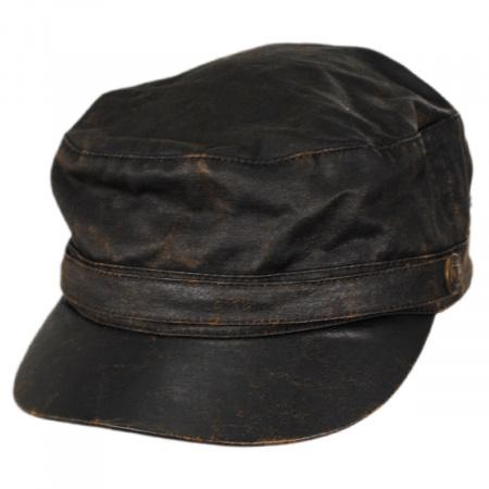 Jaxon Hats Weathered Cotton Cadet Cap