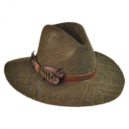 Carlos Santana Gypsy Big Brim Fedora Hat