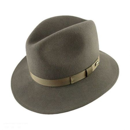Bailey Fairbanks Crushable Fedora Hat