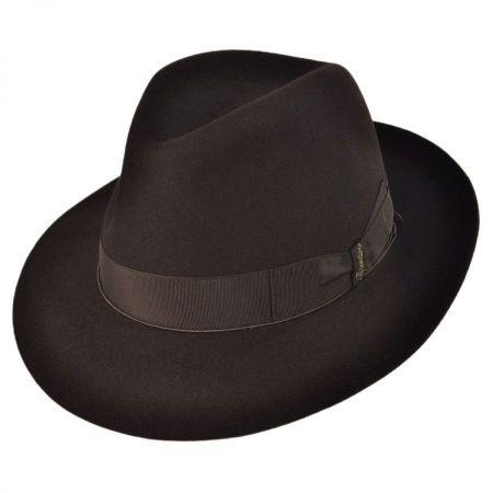 Borsalino Classico Fedora Hat