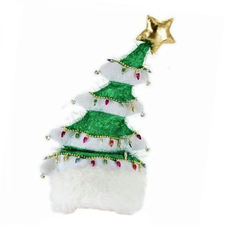 Elope Oh! Christmas Tree Hat