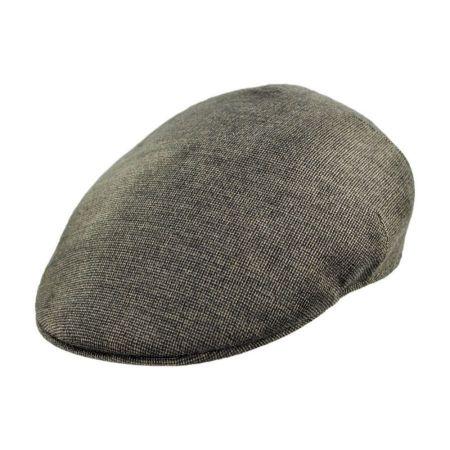 Jaxon Hats - Made in Italy Cotton Ascot Cap
