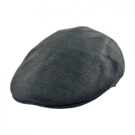 Jaxon Hats - Made in Italy Cotton Ascot Cap
