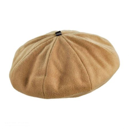 Jaxon Hats - Made in Italy Hermes Beret