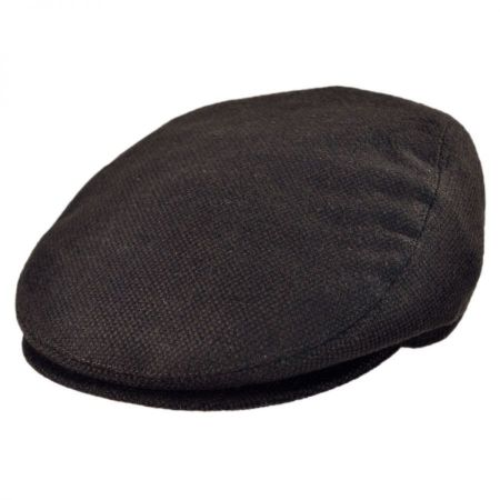 Jaxon Hats - Made in Italy Enza Birdseye Ivy Cap