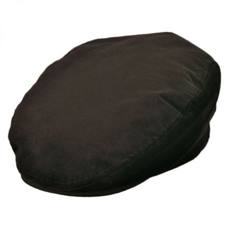 Jaxon Hats Pinwale Cord Ivy Cap