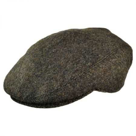 Jaxon Hats English Tweed Ivy Cap