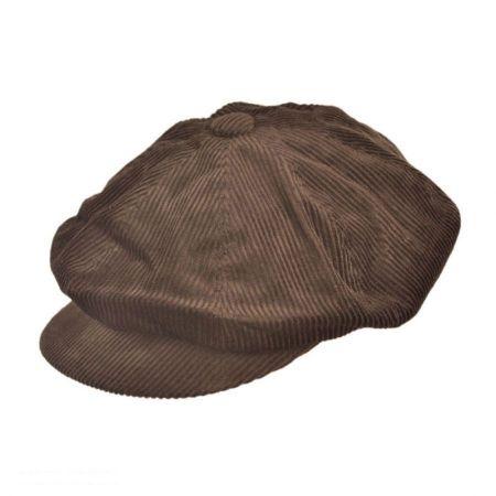 Jaxon Hats Corduroy Spitfire Cap