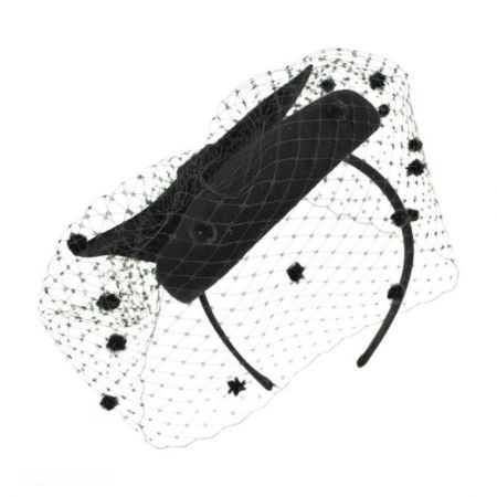 Betty Fascinator Headband
