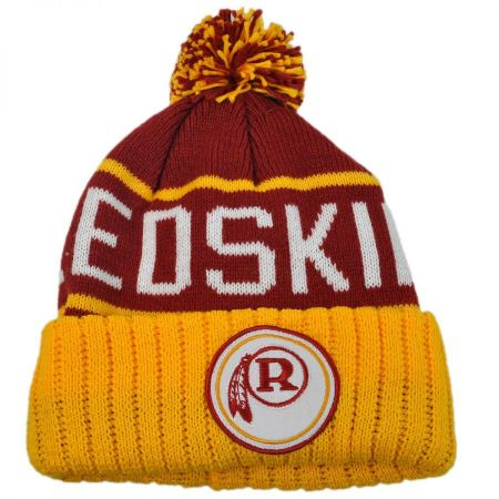 Mitchell & Ness Washington Redskins High 5 Beanie