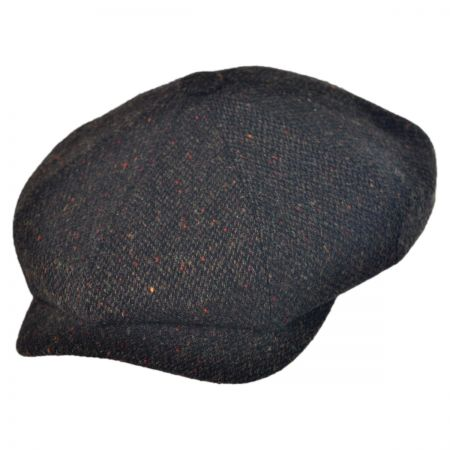 Magee Tic Weave Lambswool Newsboy Cap alternate view 25