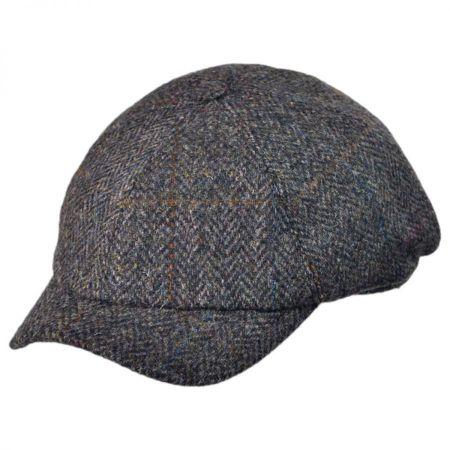 Wigens Caps Harris Tweed Pub Ivy Cap
