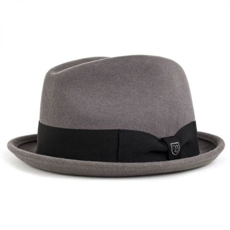 Brixton Hats Lil Gain Fedora Hat - Youth