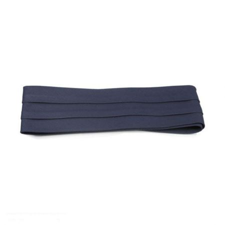 Dorfman Pacific Cotton Twill 3-Pleat Pug Hat Band