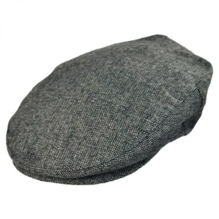 Brixton Hats Barrel Tweed Ivy Cap