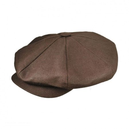 Big Apple Cap-Linen