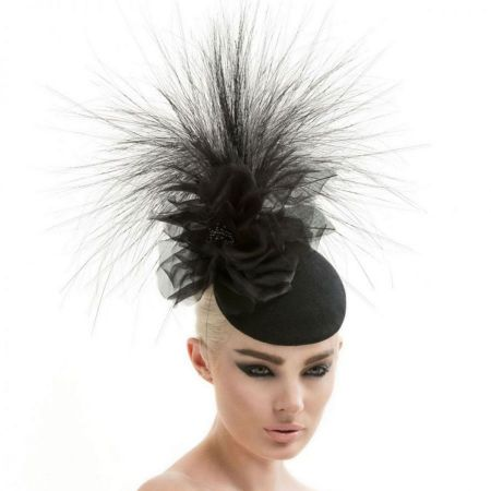 Arturo Rios Collection Melanie Fascinator Hat