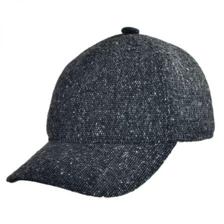 Bigalli Bigalli - Tweed Baseball Cap