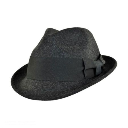 Sinatra Frank Body and Soul Fedora Hat