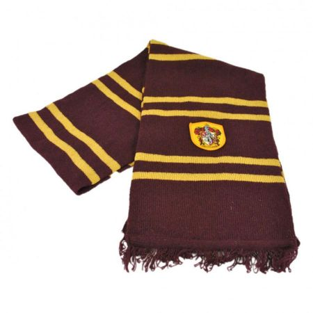 Harry Potter Hogwarts House Scarf