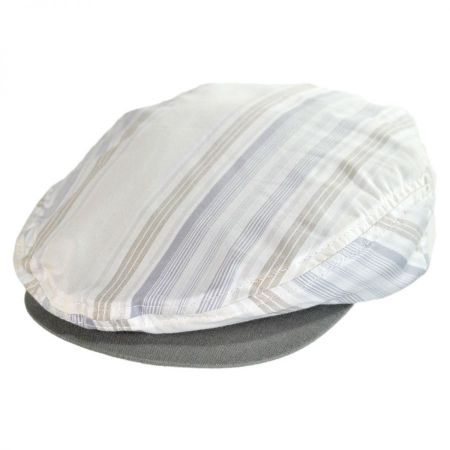 Stacy Adams Ivy-Pastel Stripe Cap