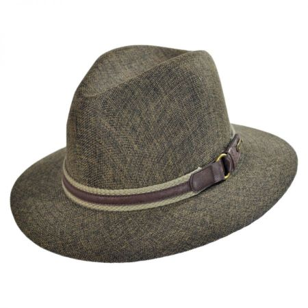 Stetson Safari Web Band Hat