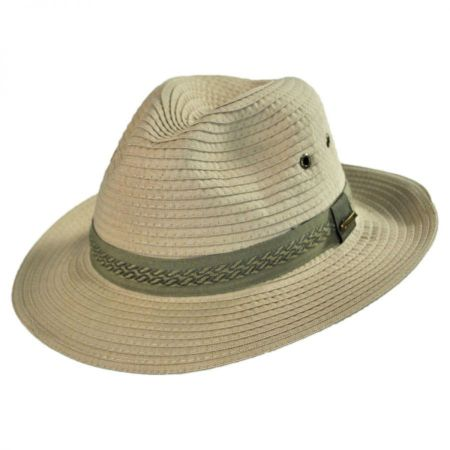 Stetson Crushable Traveler Hat